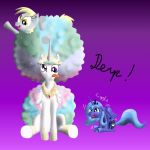 Celestias Hair Style by Derpy by Cgeta