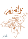 Calamity by shrivak