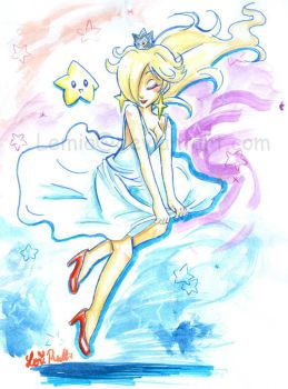 Party Dress Rosalina by LemiaCrescent