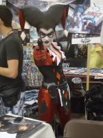 Harley Quinn - Move and I shoot! by eleae-x