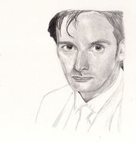 David Tennant by 1renown