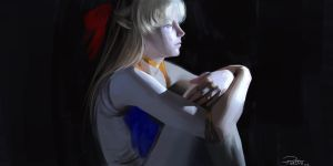 Sailor Venus by pirastro