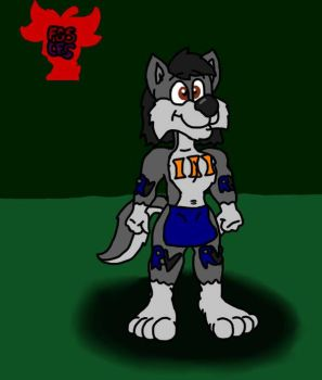 ponces the wild wolf by ponces245