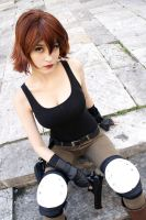 Meryl - Metal Gear Solid cosplay by Meryl-sama