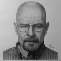Bryan Cranston by FromPencil2Paper