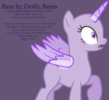 MLP Base 325 by Twiily-Bases
