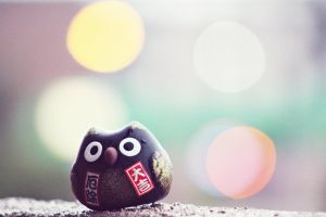 Bokeh Hoot by LittleApple00