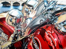 Reflections of a great heritage II by prismacolorjessie