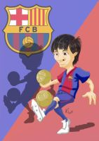 Messi Tribute by anapeig