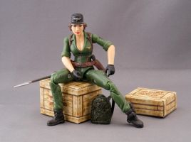 Lady Jaye 25th by maulsballs