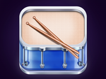 Ready_Drum App icon by Icondesire