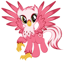 Stargazer the Hippogriff by Enalon