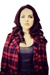 Elizabeth Gillies PNG by vitoriav