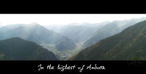 In the highest of Andorra by pofezional