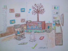 Jackson's Room by maddie22201