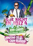 one night in ibiza by homeaffairs