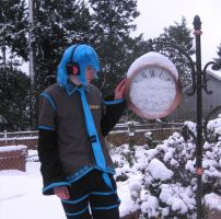 Frozen in Time by TimmCosplay