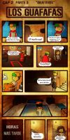 Guafafas  Cap2  Parte3 by ClourShooter