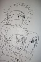 New Team Kakashi by SakakiTheMastermind