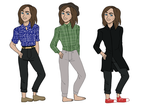 What I wore 1 by PrillaLightfoot