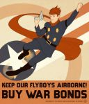 Keep Our Flyboys Airborne by francoslavic-banter