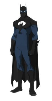 sean-izaakse's Batman, Young Justice style by Majinlordx