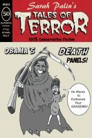 Sarah Palin's Tales Of Terror by karcreat