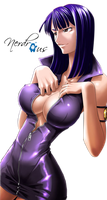 Nico Robin Render 2 by NerDr0us