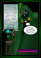 In the Lair of Doctor Doom... by What-the-Gaff