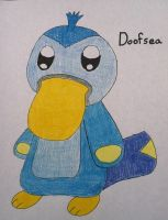 Fakemon: Doofsea by Brawl483
