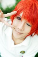 Uta no Prince Sama - Ittoki Otoya by Itchy-Hands