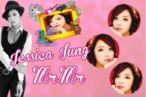 SNSD_Jessica_Edited_Picture 6# by diela123