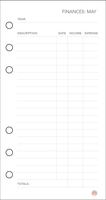 Free Planner Printable: Financial (May) by apparate