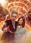 Doctor Who - Titan Comics: Twelfth Doctor 2.4 by willbrooks