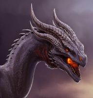 Dragon. by TatianaMakeeva