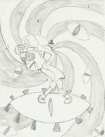 Dipper-Paranoid-1hr. Sp Draw by Sammy8D257
