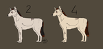 Red Scar 2016 WIP-Help me to choose one! by TheDarkHyena