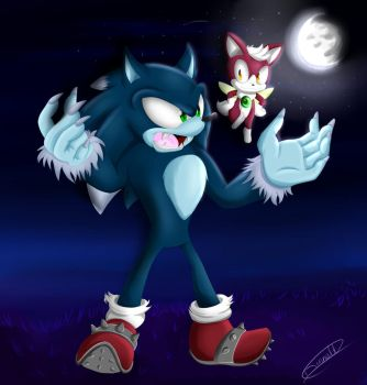 Sonic Unleashed by Diana-ITZ