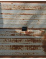 Metal Shed Door by shawn529