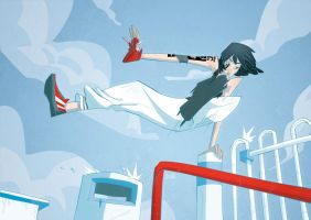 Faith - Mirror's Edge by J0N-Lankry