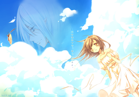 - kono sora no shita de - by Blizz-Mii