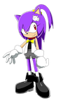 Sonic X - Erin by Baitong9194