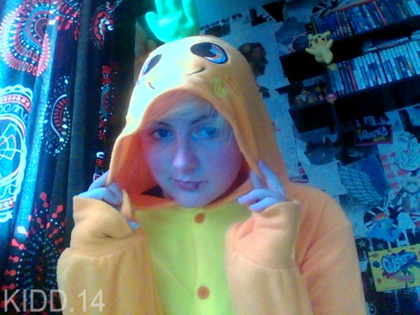 I Got A Carrot Onesie! by TheCosplayKidd