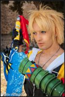 Tidus - Final Fantasy X \ Yuna's Decision by LeonChiroCosplayArt