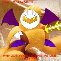 metaknight taste like mango by el-dark-link