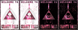 Gravity Falls Posters by CPTBee