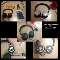 Star headphones project by KPhillips702