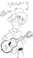 Lil' Billie Joe X3 by GreenDayComix