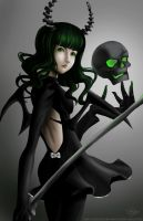 Dead Master by keikei11