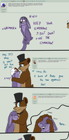 Question 28 by Ask-The-Fazbear-Bros